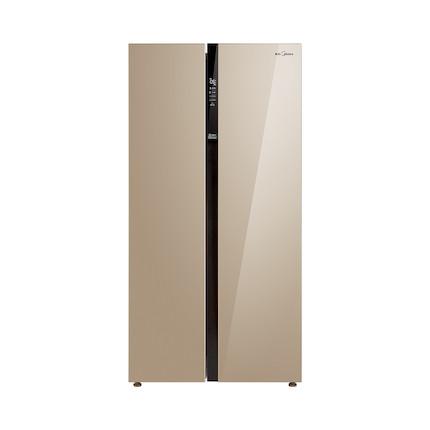 【热销新品】621L对开门电冰箱 大容量首选 智能变频风冷无霜 BCD-621WKPZM(E)