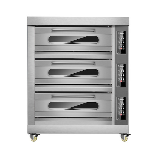 商用电烤箱 三层六盘 MK-C3P6A