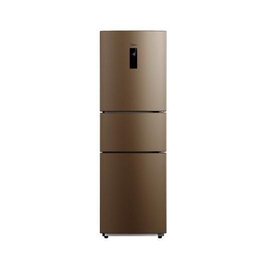 【新品推荐】 三门冰箱 风冷无霜家用节能电冰箱 BCD-258WTM(E)阳光米