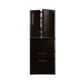 冰箱 东芝 冰箱 BCD-450WJT 流光咖