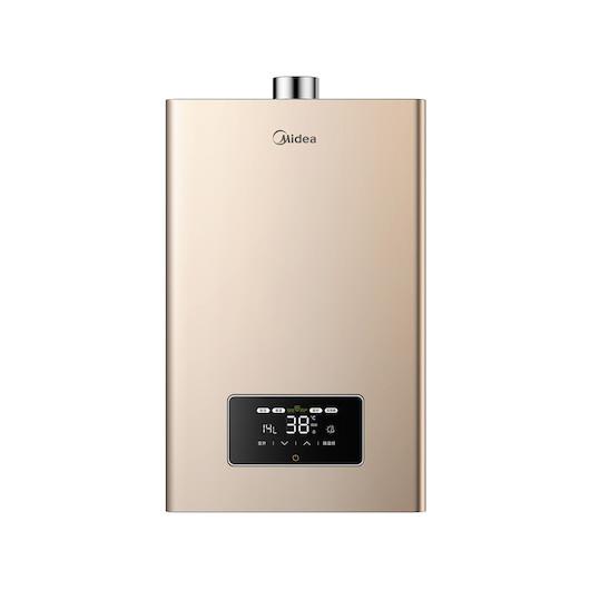 燃气热水器 14L多重静音安防 水气双调恒温 节能自动随温感  JSQ27-H6S
