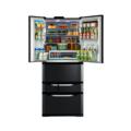 东芝 冰箱 BCD-595WJT 清致银多门冰箱595升电动触控门 变频风冷无霜自动制冰