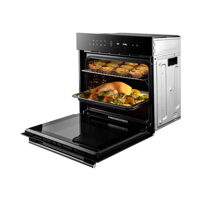 【原味纯蒸】蒸汽炉 TPN26MJG-SAL  3D立体鲜蒸 6大烹饪菜单
