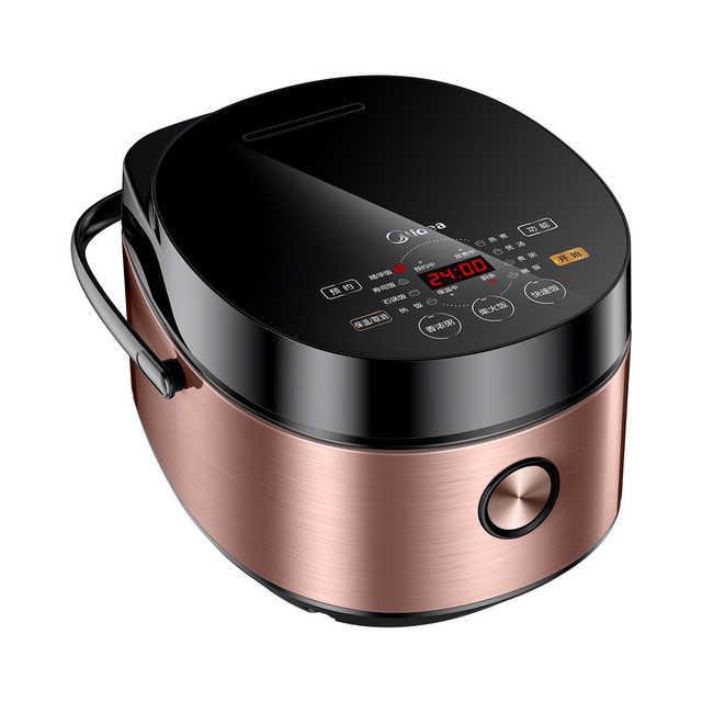 【时尚范】电饭煲 4L容量3-7人 微压焖香煮 超厚内胆 特色寿司饭 MB-FB40Easy501