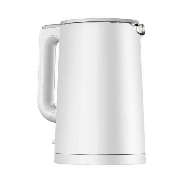 【简约时尚】电水壶 静音专利 快速沸腾 双层防烫 质感把手 MK-SH15Slience401