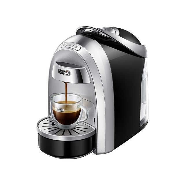 【卡菲塔利】胶囊咖啡机 奶泡一体 意式浓缩 高压萃取 3档酿造模式 S16