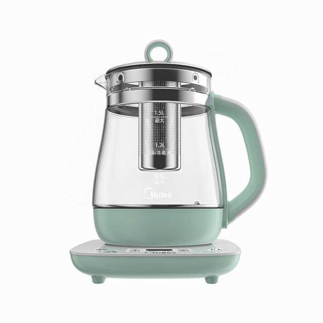 【高性价比】养生壶  1.5L 10大功能 多段定温 配茶篮 MK-YS15Colour211