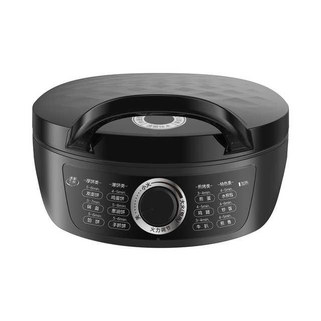 【速脆感温】煎烤机  速脆匀热  感温变色提醒 加深大烤盘 MC-JK30Easy201