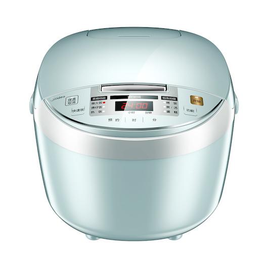电饭煲 3L容量 一键快速饭 24小时预约 匠铜聚能釜内胆 MB-FB30Simple101