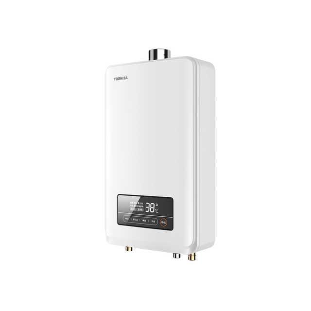 TOSHIBA东芝 JSQ30-TS1 16L恒温防冻燃气热水器家用天然气强排