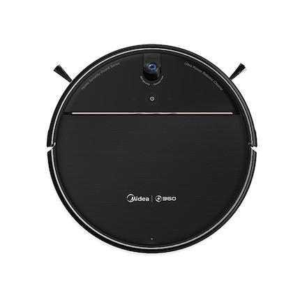 扫地机器人 扫拖一体机 静音大吸力 远程视频监控 智能安防 App智能操控 i5 Extra
