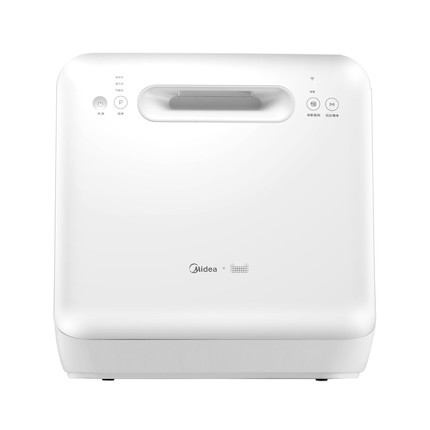 【台式安装】洗碗机 语音互联 超快洗 除菌烘干 MT大白 WQP4-W2602C-CN