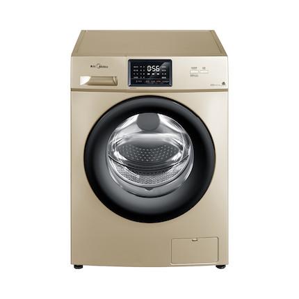 【一级能效】美的10KG滚筒洗衣机 简约触控 巴氏除菌洗 MG100V31DG5