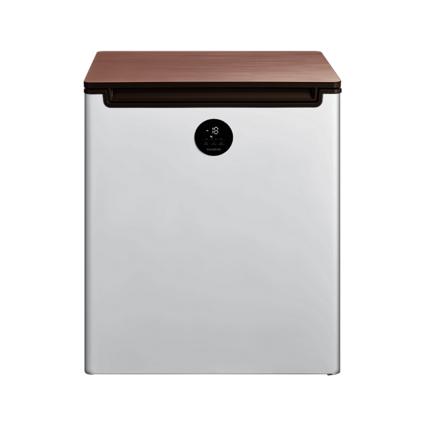 【智慧控眼】150升冷藏冷冻变温柜净味 一级能效 单温小冰箱BD/BC-150KEV触屏智控