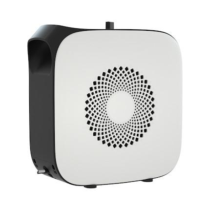 高颜值 小巧暖风机 办公室神器 PTC发热体 舒适暖风 取暖器HF18C