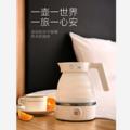 【旅行折叠水壶】差旅必备 小巧便携 奶嘴级材质 耐高温 MK-SH06Simple101