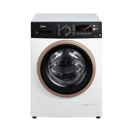 【FCR深层除螨】滚筒洗衣机 8KG变频 莫兰迪配色 羽绒服洗 MG80VT15D5