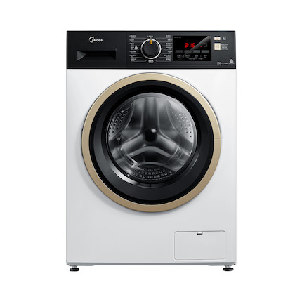 洗烘一体机机 羽绒柔烘科技 莫兰迪配色 10公斤大容量MD100VT15D5
