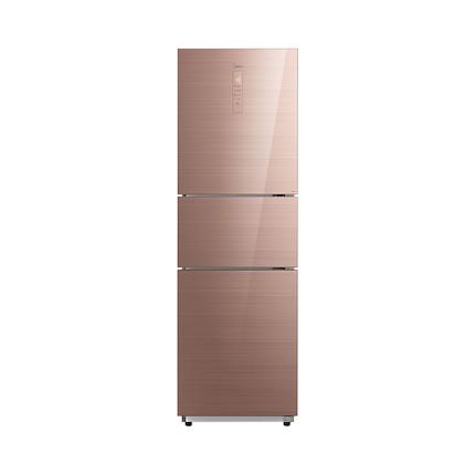 【节能变频】239升三门冰箱 精控变温 三门三温 BCD-239WTGPM