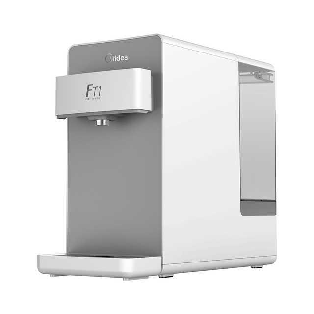 净饮机FT1 台式免安装 一根芯出水直饮 即热4段温控净废水分离 JR1959S-NF