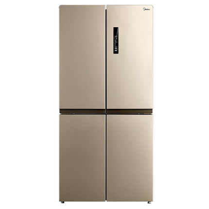 【热销推荐】468L十字对开智能冰箱 风冷无霜 电脑控温 铂金净味BCD-468WTPM(E)