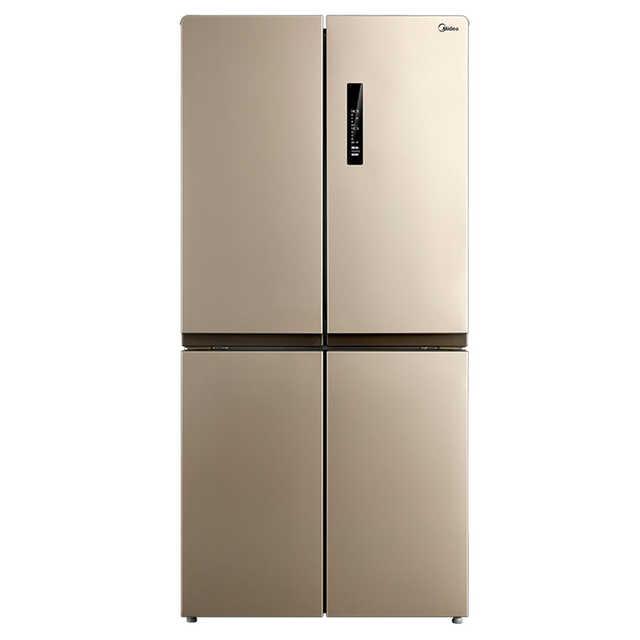 【热销星品】冰箱 468升十字对开门 风冷无霜 电脑控温 铂金净味BCD-468WTPM(E)
