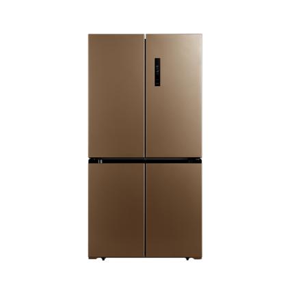 【新品推荐】505L十字冰箱 铂金净味 风冷无霜 变频温控 WIFI BCD-505WTPZM(E)