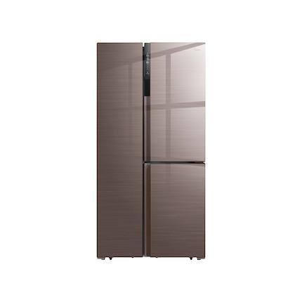 美的501L 多维养鲜 湿温精控 双变频科学分区 WIFI智控 BCD-501WKGPZM(E)冰箱