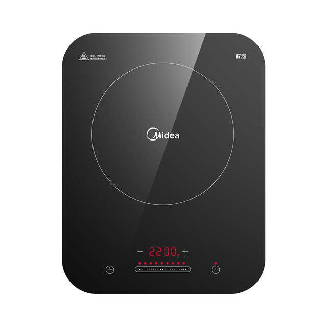 【简约款】电磁炉 恒匀火 九档滑控火力 耐高温 防水易清洁 C22-WH2236