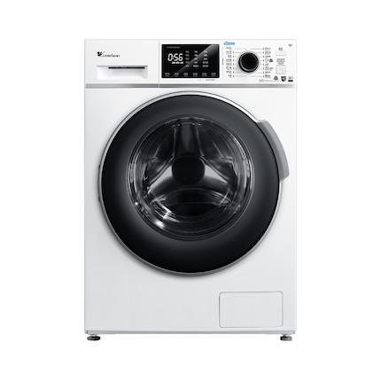 【送智能音箱】小天鹅 10KG 滚筒洗衣机   3D立方内筒 TG100VT86WMAD5