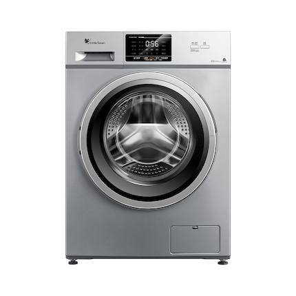【送智能音箱】小天鹅10KG洗烘一体机 V8蒸汽烘干 静音变频 轻柔羽绒服洗 TD100V21DS5