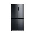 Midea/美的冰箱 BCD-450WTPM(E) 新风冷双变频多门冰箱  星际银