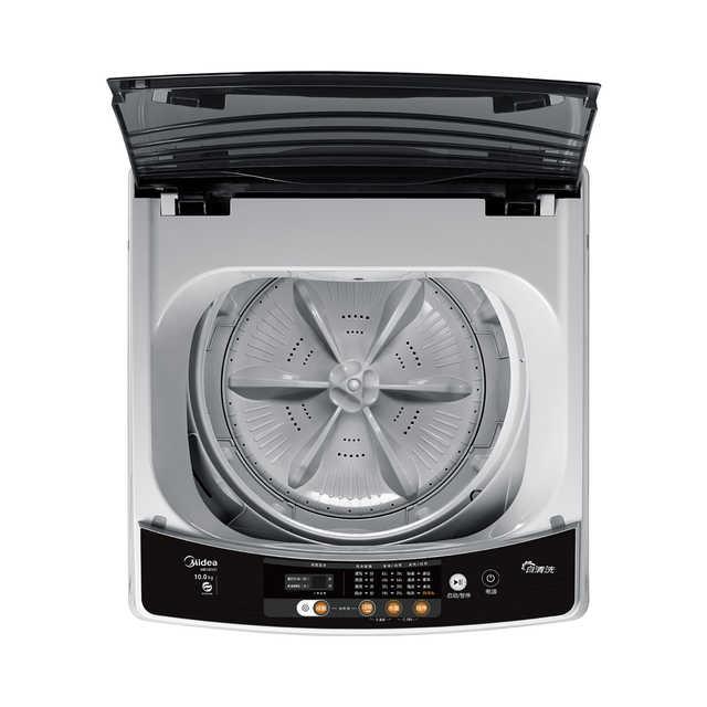【高性价比优选】波轮洗衣机 10KG 大容量 健康自清洗 8大程序 MB100V31