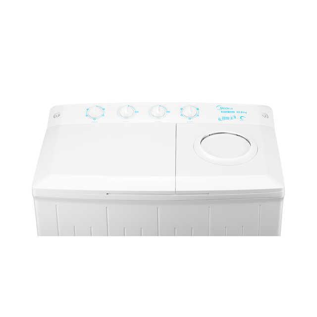 【12KG大容量】洗衣机  大件衣物洗涤  双筒 原厂品质电机 节能更出色MP120-S808