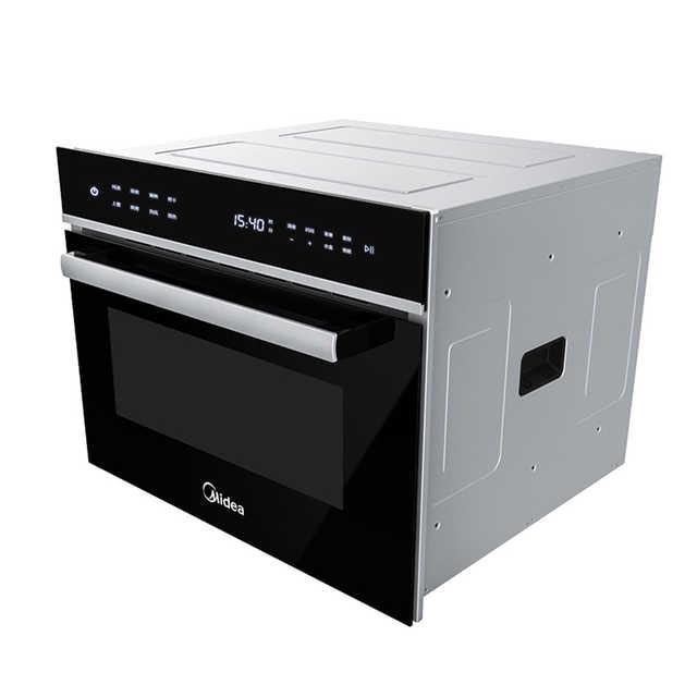 嵌入式蒸烤箱 蒸烤一体 侯爵 58L大容量 温控精度 双层蒸汽口 TQN36FTZ-58