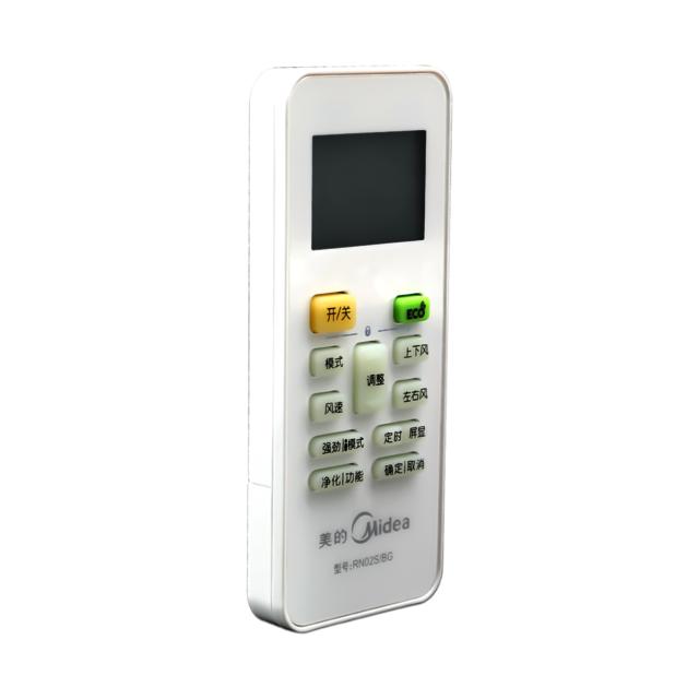 空调遥控器(无随身感)  变频挂机 RN02S/BG(L12)