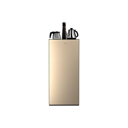 饮水机 轻奢摩卡金 U型一体钣金机身 红绿茶专温定制 YR1806S-X(温热款)