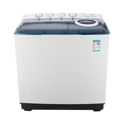 【小身材大容量】小天鹅12KG洗衣机 净衣科技 洗脱分离 节能省电 TP120-S908