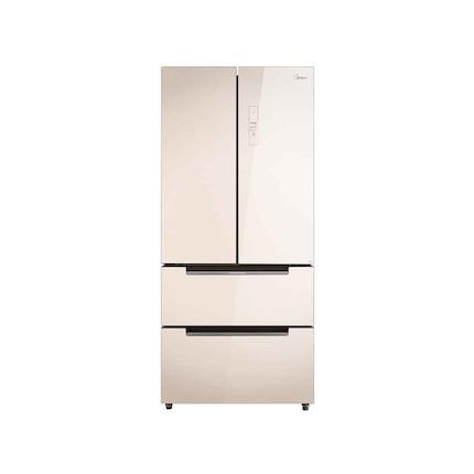 【新品推荐】 pst超磁电离净味 温湿精控 变频保鲜 美的冰箱BCD-516WGPM极地金