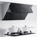 【高端自清洗】烟灶套装 20m³大吸力 高压直喷自清洗 4.5KW爆炒猛火 J57+Q39