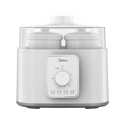 【家庭优选】电炖锅 一锅五盅 独立水箱 白瓷内胆 蒸汽养生锅MD-DZ16Power502