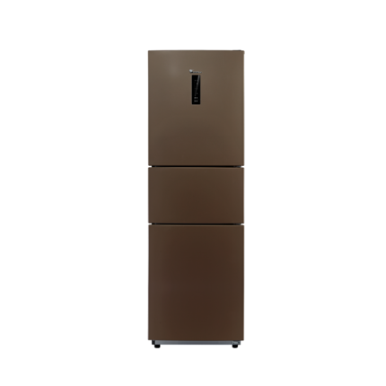 【双系统风冷】小天鹅226L三门冰箱 双风冷水润保湿 铂金净味BCD-226WTL