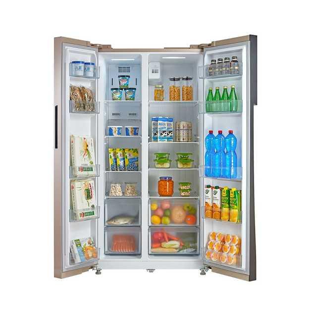 【超大容量】528L对开门冰箱 风冷无霜 智能家电 五口之家优选BCD-528WKPZM(E)