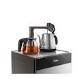 饮水机 下置水桶全自动上水茶吧机 55度持续保温 专茶专温 配双壶YR1028S-W