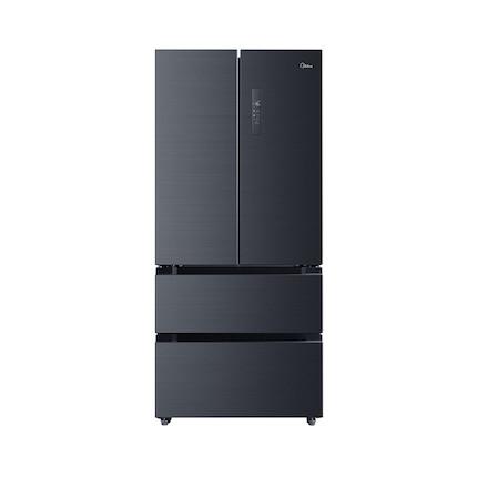 【热销推荐】508L法式多门冰箱 温湿精控 风冷无霜 BCD-508WTPZM(E)莫兰迪灰