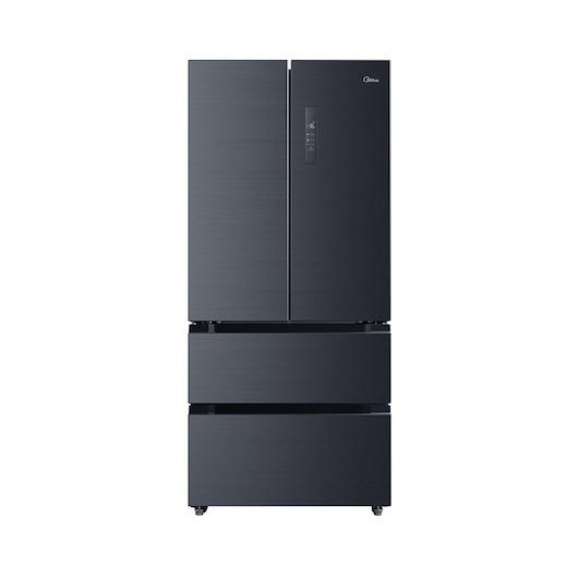【热销星品】508L法式多门冰箱 温湿精控 风冷无霜 BCD-508WTPZM(E)莫兰迪灰