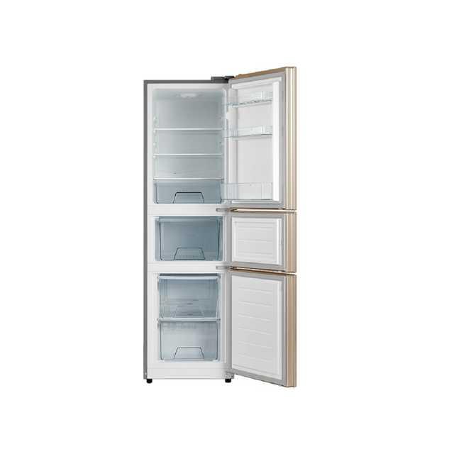 华凌218L直冷三门小冰箱 快速冷冻冷藏 租房神器 节能静音BCD-218TH