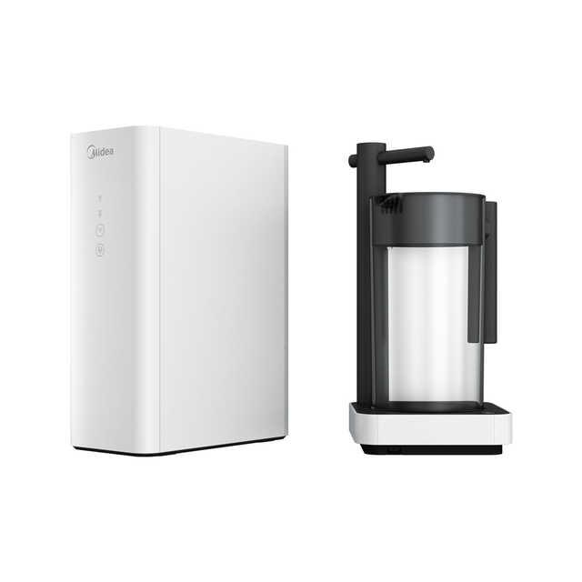 【WIFI智能厨上式】净水机 2.5L储水壶 RO反渗透无罐直饮 专利单芯MRO1890-100G
