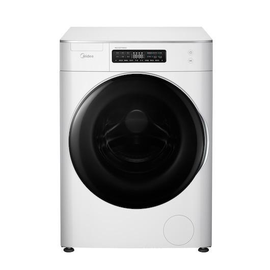 【初见系列】滚筒洗衣机 12KG 溶旋风科技 新风祛味 蓝牙配网 MG120T1WD3