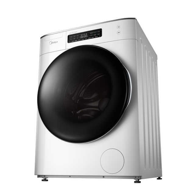 滚筒洗衣机  12KG 新风祛味 溶旋风科技 蓝牙配网 MG120T1WD3